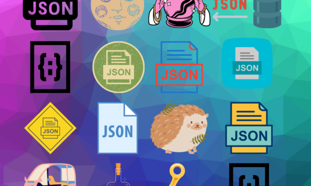 What is json, we begin
