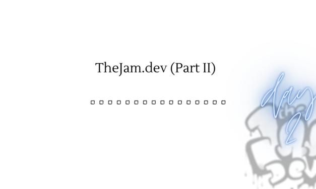 TheJam.dev Day Two: Looks at Angular+Jamstack, Github Founder's Take